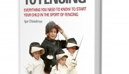 Now Available: AFM's FREE Online Book for Parents of Fencers