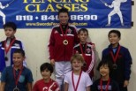 Excellent Performance of AFM Fencers at SoCal RYC