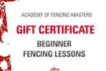 Give the Gift of Fencing Lessons: A Unique Holiday Gift for Friends of Any Age