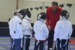 4 Steps to Goal-setting with Beginner Fencers to Help Your Children Cope with Sport Loss
