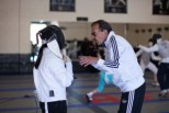 Fencing Strip Coaching: Insight into the coach's philosophy