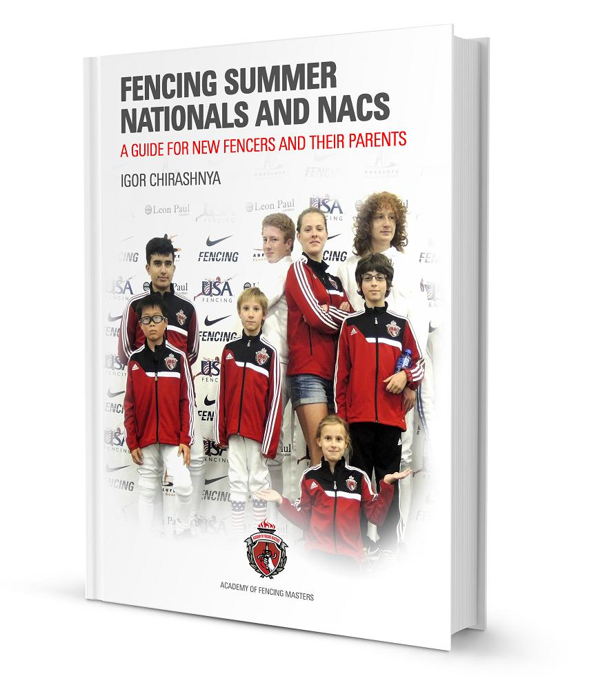 guide to us fencing national tournaments nacs and