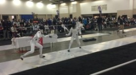 Types of Fencing Competitions & Qualification Paths