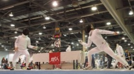 Getting Comfortable with Fencing Summer Nationals