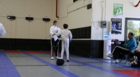 To Shake or Not to Shake: Should a cold impact whether you shake your opponent's hand after a fencing bout?