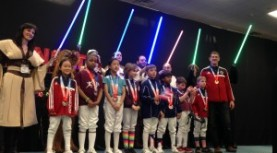 Arnold Fencing Classic