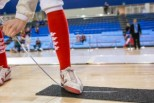 How to Straighten Your Fencing Weapon During a Competition