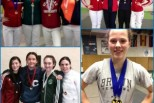 AFM Fencers Sweep in Bay Cup Epee Events