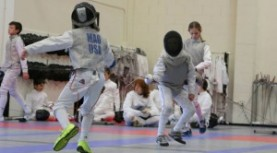 Fencing Strategy: Is my child too aggressive or too passive on the fencing strip?