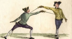 5 Things You Didn't Know about Competitive Fencing