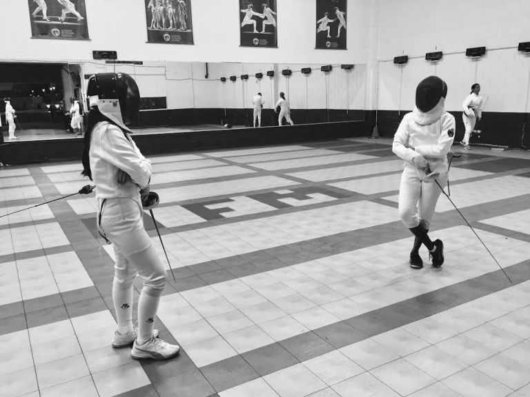 Smart Device to Help Fencers to Combat New Unwillingness to Fight Rule in Fencing