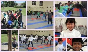 Beginner Summer Fencing Camp