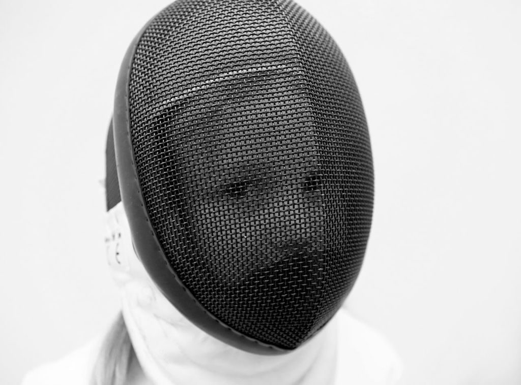 Fencing Masks and Claustrophobia