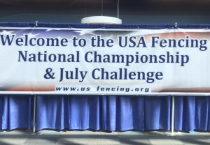 Welcome to the USA Fencing Summer Nationals