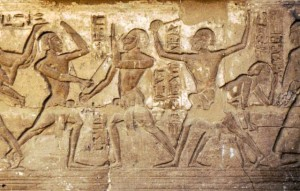 Ancient Egyptian Fencing