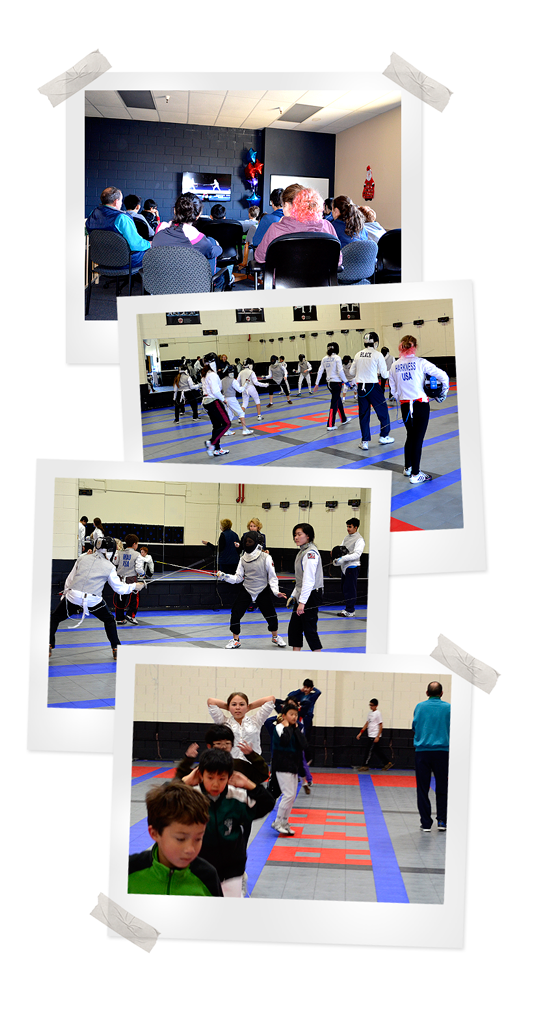 Fencing Summer Camps
